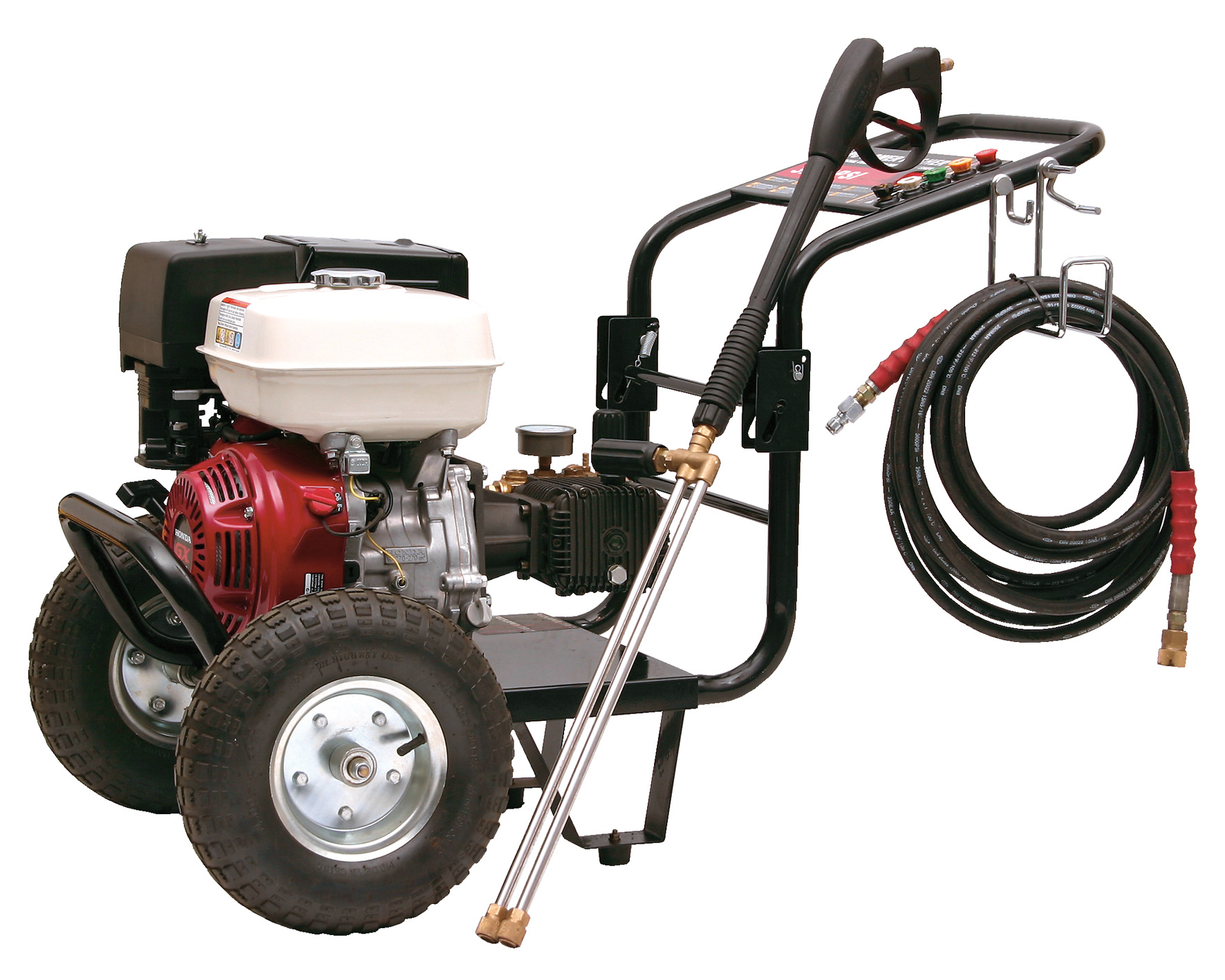 SIP Pressure Washers and Pumps
