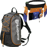 Husqvarna Bags and Belts