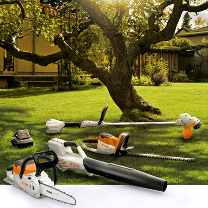 Stihl Compact Cordless System