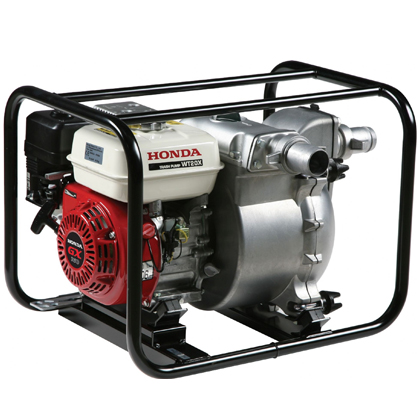 Honda Powered Water Pumps