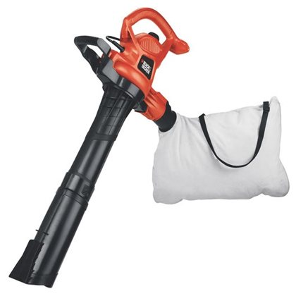 Black & Decker Leaf Blower Vacuums