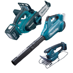 Makita 18v Cordless Garden Machinery