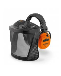 Stihl DYNAMIC BT Ear Protectors with Bluetooth & Mesh Visor