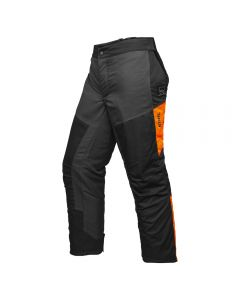 Stihl 360° Chaps with all round protection.