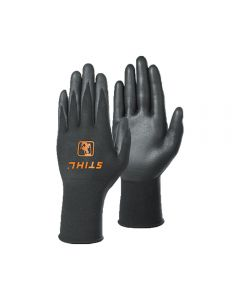 Stihl FUNCTION SensoTouch Gloves with touch sceen technology