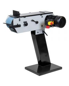 """SIP 01949 6"""" Belt Linisher with abrasive belt, tilting table with heavy duty construction for hard wearing use."""