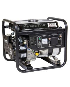 SIP Medusa T1101 petrol generator with 900w continuous rated output
