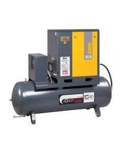 SIP Airmate Sirio 11-10-270ES Screw Compressor and Dryer
