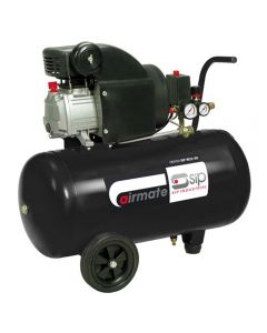SIP RC2/50 Oil Lubricated Air Compressor