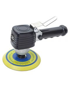 "Genuine SIP 6"" dual action sander uses a random orbit for a swirl free quality finish"