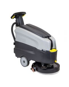 SIP 07986 SD1600BAT Rechargeable Walk Behine Scrubber Dryer