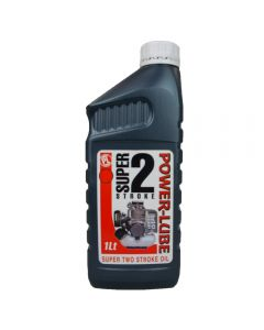 Power 1 litre 2-stroke engine oil