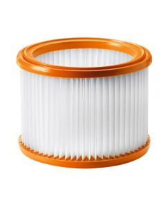 Nilfisk wet and dry filter element for Multi range of vacuums