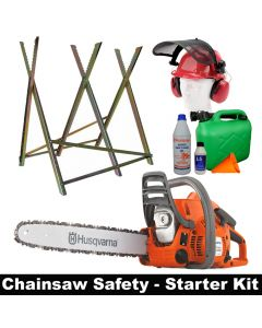 Husqvarna 120 Mark II Petrol Chainsaw Starter Kit