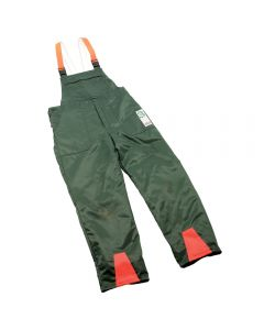 Genuine Draper cut-protection chainsaw trousers