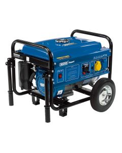 Draper 16066 2.2KVA Petrol Generator with Wheels