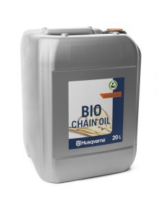 Husqvarna 20 Litre Bio Advanced Chain Oil
