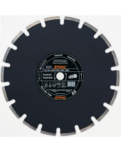 "Stihl 350mm / 14"" asphalt and wet concrete cutting wheel."