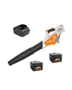 STIHL BGA57 Promo including AL101 charger and 2 x AK20 Batteries