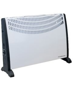 Sealey convector heater offers 3 heat settings