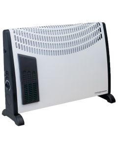 Sealey CD2005T convector heater offers three heat settings