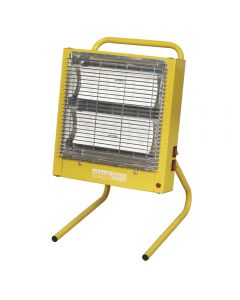 Sealey CH28110v ceramic heater requires a 110v (32amp) supply