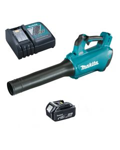 Makita DUB184RT Cordless Brushless Leaf Blower with 5aH and charger