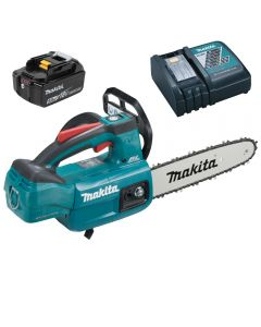MAKITA DUC254RT Cordless 18v Lithium Ion Cordless Chainsaw