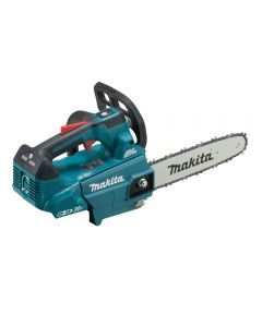 Makita DUC256Z Twin 18v Cordless Top Handled Chainsaw