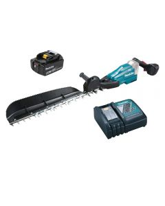 Makita DUH604SRT Cordless 18v LXT Hedge Trimmer with 60cm Single Sided Blade