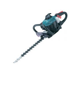 Makita EH5000W 22.2cc petrol 50cm hedge trimmer with double sided blades.