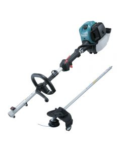 Makita EX2650LH 24.5cc MM4-Stroke petrol combination engine unit package with brush cutter attachment 195652-1