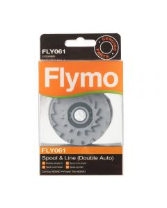 Flymo FLY061 spool and line