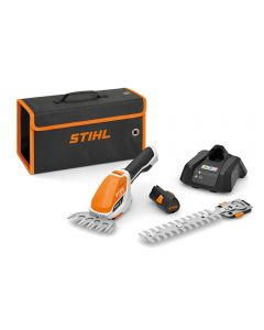 Stihl HSA26 Cordless Garden Shears and Trimmer Set