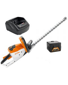 "STIHL HSA56 Compact Cordless 18"" Hedge Trimmer Inc Battery and Charger"