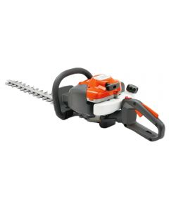 "Genuine Husqvarna 122HD Double Sided Petrol Hedge Trimmer With a 21.7cc Engine And 23.6"" Double Sided Cutting Blade."