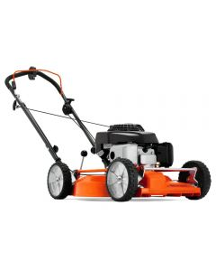 Husqvarna LB553S 53cm self propelled lawnmower with mulching Honda engine