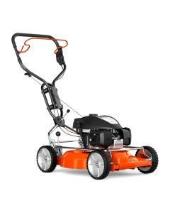 Husqvarna LB553Se 53 cm self propelled lawnmower with Honda petrol engine.