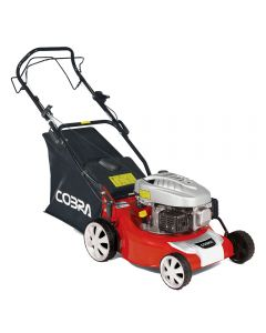 Cobra M40SPC self propelled lawnmower with Cobra engine