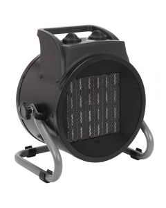 Sealey PEH3001 3000W Industrial Fan Heater with PTC Heat Conducting Ceramic Element