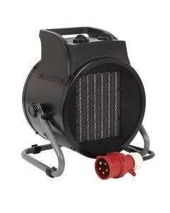 Sealey PEH5001 Industrial Ceramic Fan Heater with PTC Heat Conducting Elements