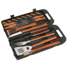 Landmann 18 piece wooden tool set