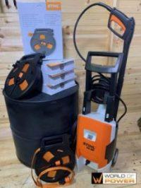 The Ultimate Clean with STIHL Pressure Washers