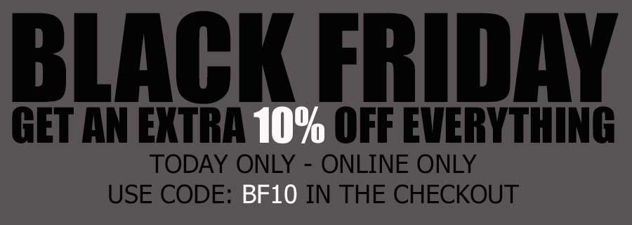 Black Friday at World of Power