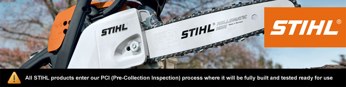 Full Stihl range of tools and accessories at World of Power