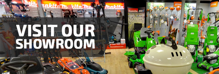 Visit the World Of Power showroom!