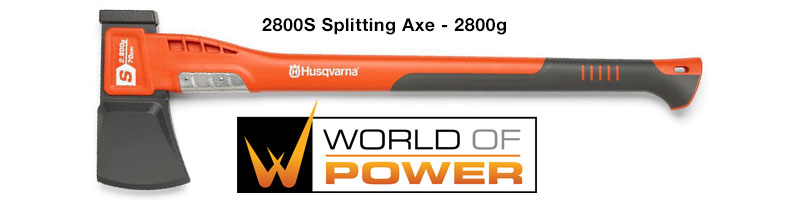 Buy a Splitting Axe At World of Power