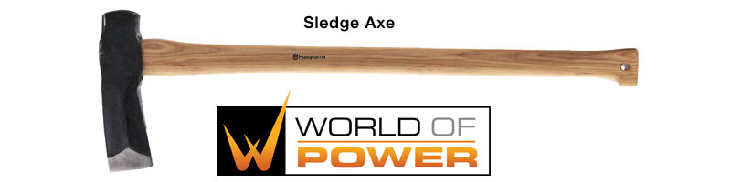 Buy a Sledge Axe at World of Power